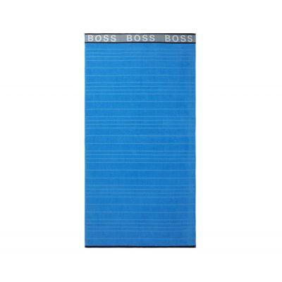 Плажна Кърпа Boss Striped Blue