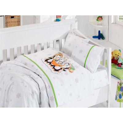 Бебешки спален комплект, Пингвини