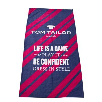 Плажна кърпа Tom Tailor Dress In Style