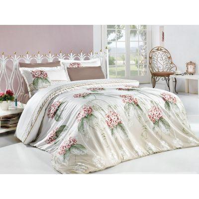 Луксозно спално бельо от бамбук, Florida, Pudra