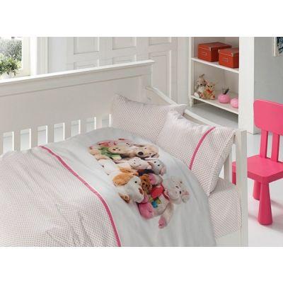 Бебешки спален комплект от бамбук - Пуф пуф