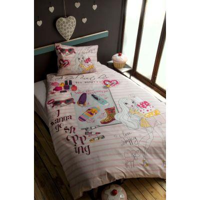 Детски спален комплект ISSIMO - Шопинг Гърл
