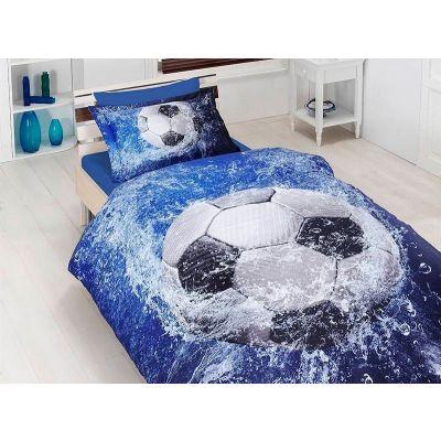 Детски 3D спален комплект - Футбол