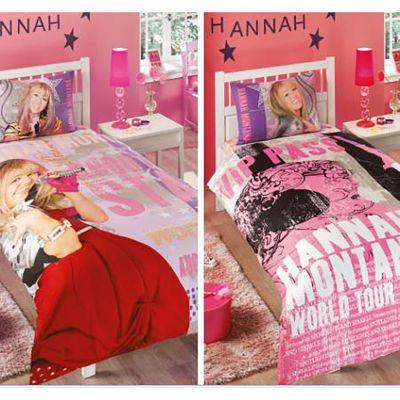 Спално Бельо Hannah Montana Star