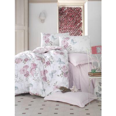 Спален комплект COTTON BOX - Розела розов