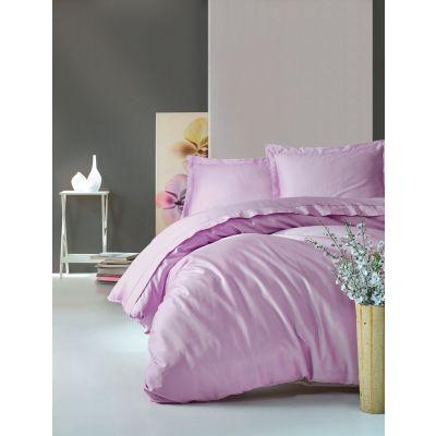 Спален комплект COTTON BOX - Елегант сериес лилав