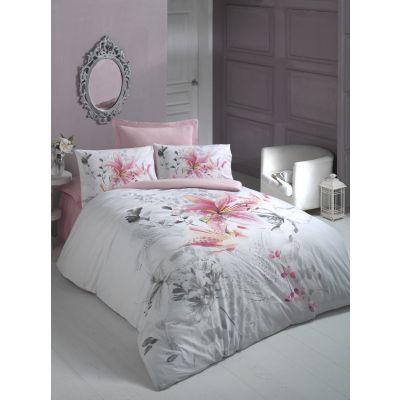 Спален комплект COTTON BOX - Ирис розов