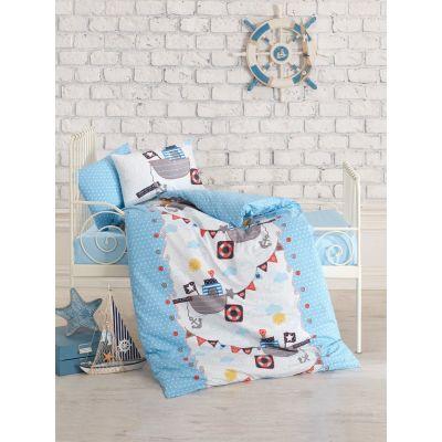 Бебешки спален комплект COTTON BOX - Гемичи
