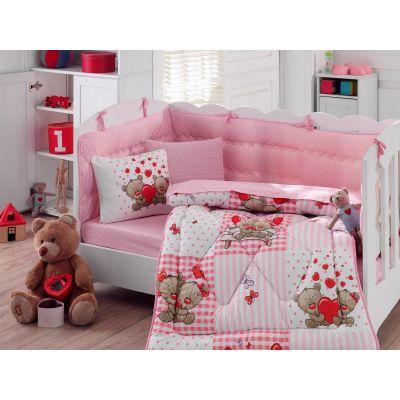 Бебешки спален комплект с олекотена завивка - Ями