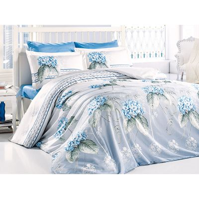 Спално бельо Florida Mavi
