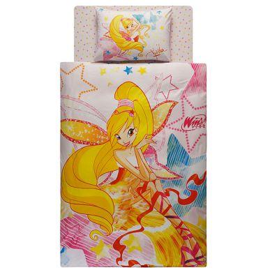 Детски спален комплект TAC - Уинкс Стела Хармоникс