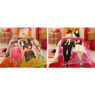 Детски спален комплект TAC - Училищен мюзикъл