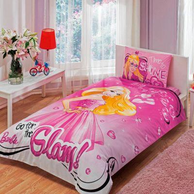 Детски спален комплект TAC - Барби Глам