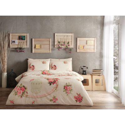 Спален комплект TAC - Виолет розов