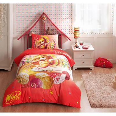 Спално Бельо Winx Stella Infinity