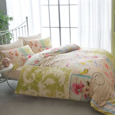 Спален комплект TAC - Блейс зелен