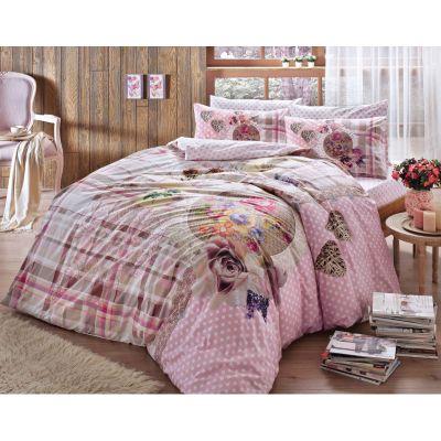 Спален комплект TAC - Ливия розов