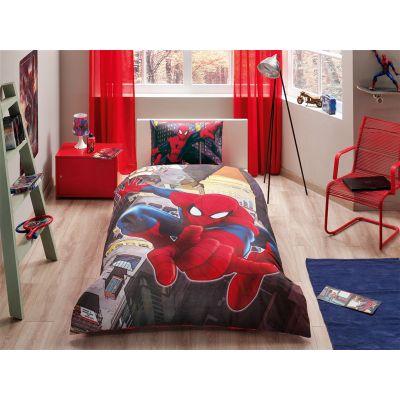 Детски спален комплект TAC - Спайдърмен ин сити