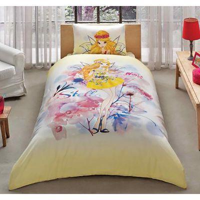Спално Бельо Winx Stella Watercolour