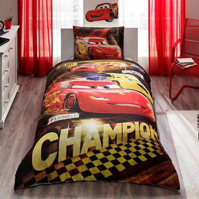Детски спален комплект TAC - Дисни карс чемпионс