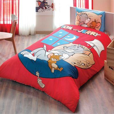 Детски спален комплект TAC - Том и Джери гуд найт