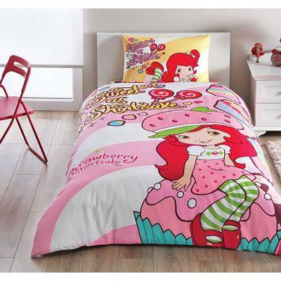 Спално Бельо Strawberry Shortcake Cute
