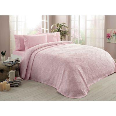 Спален комплект пике TAC - Наталия розов