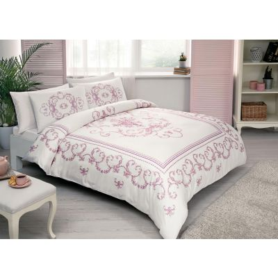 Спален комплект TAC - Дора розов