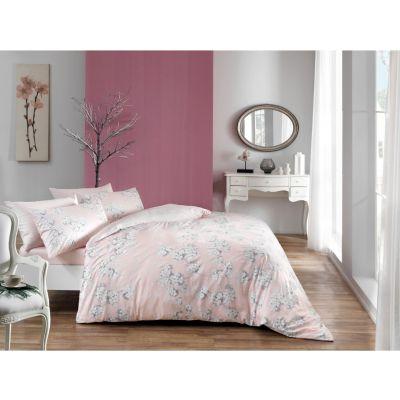 Спален комплект TAC - Флора розов
