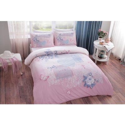 Спален комплект TAC - Аделия розов
