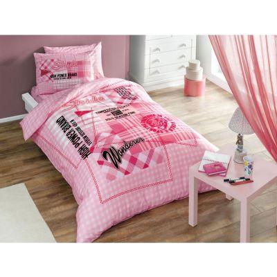 Спален комплект TAC - Тайм розов