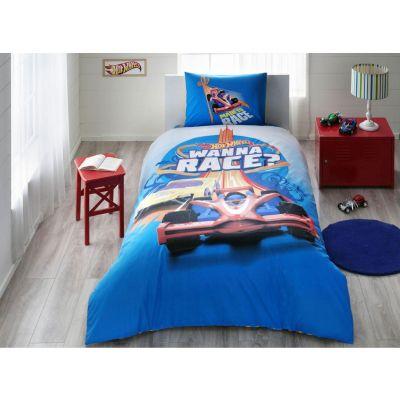 Детски спален комплект TAC - Хот Уилс Рейс