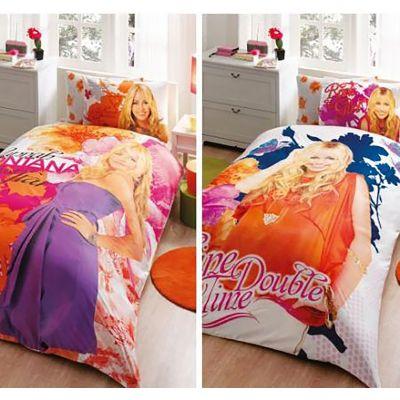 Спално Бельо Disney Hannah Montana Bright