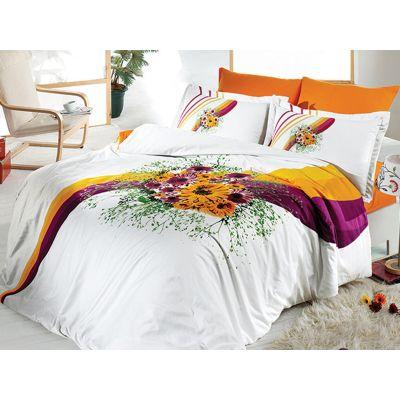 Спално бельо Buket oranj