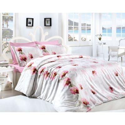 "Спално бельо ""Leora Pink"""