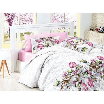 "Спално бельо ""Riela pink"""