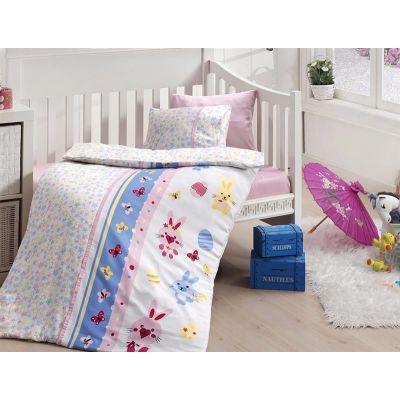 Бебешки спален комплект от бамбук,Sweet toys pembe