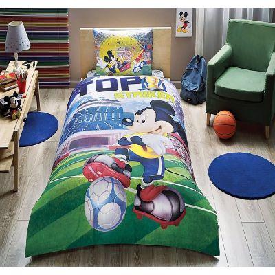 Спално Бельо Disney Mickey Goal