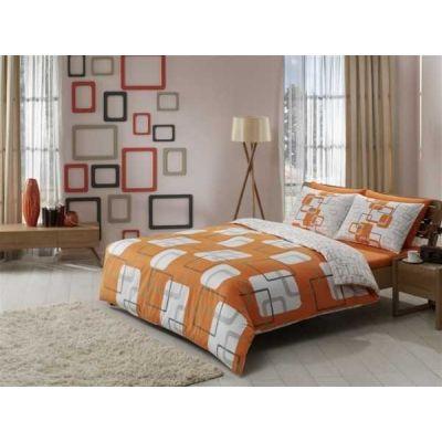 Спален комплект Тренд, оранж