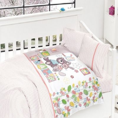 Бебешки спален комплект от бамбук,Well