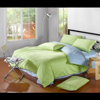 Спален комплект - Нежно зелено/светлосиньо