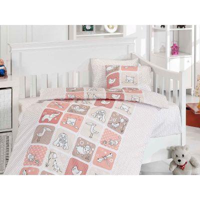 Бебешки спален комплект- Зоопарк Somon