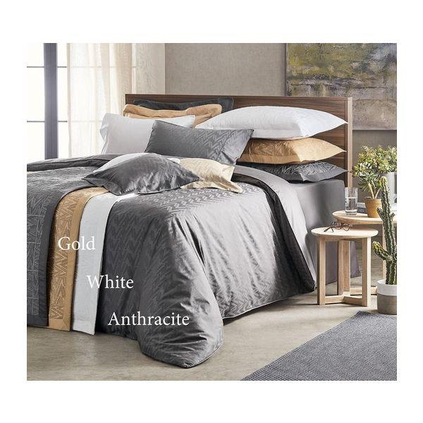 Спален комплект VALERON - Лого Антрацит