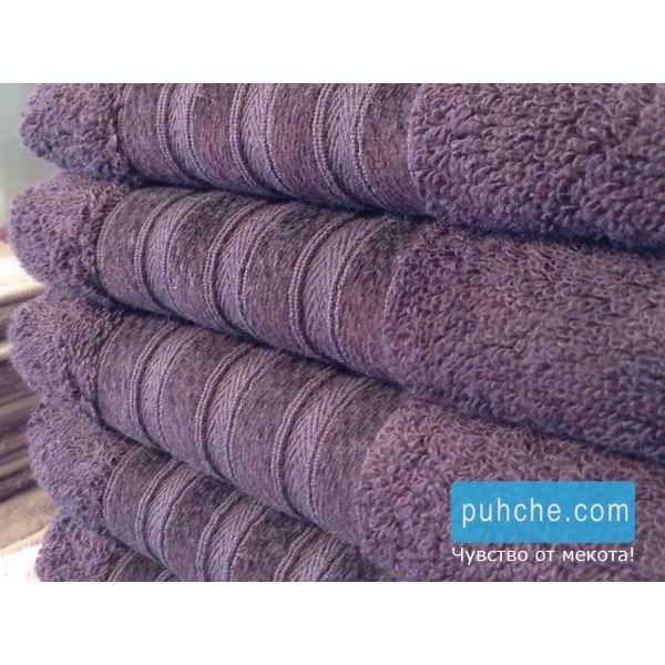 Бамбукови хавлиени кърпи Mystery, виолет