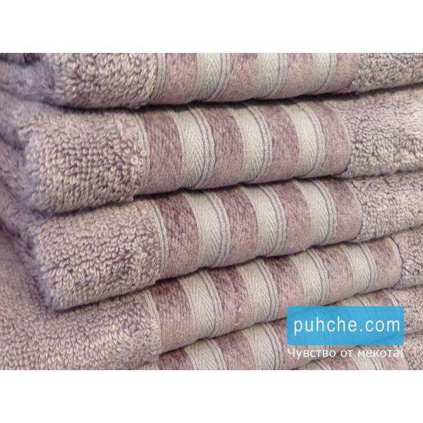 Бамбукови хавлиени кърпи Mystery, пепел от рози