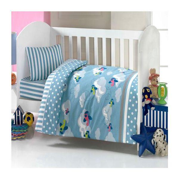 Бебешки спален комплект, Самолетчета