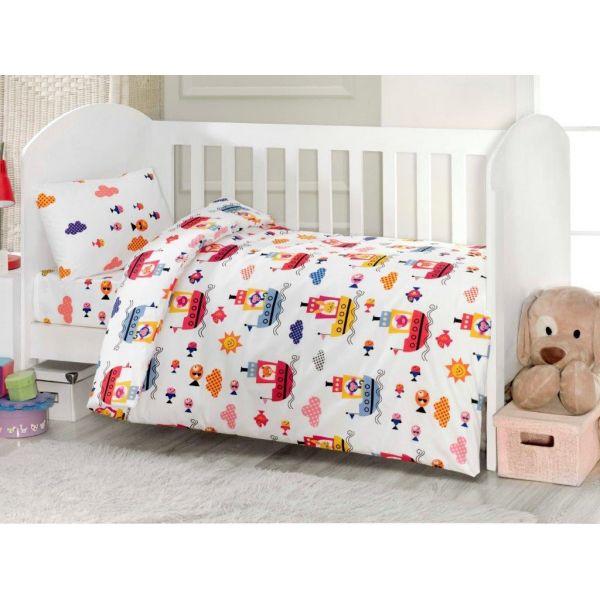 Бебешки спален комплект , Корабчета