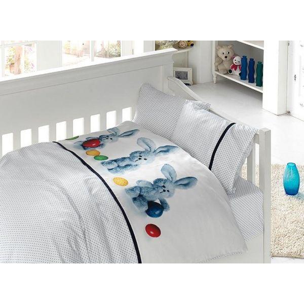 Бебешки спален комплект от бамбук - Bunny