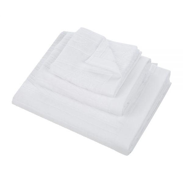 Кърпи Roberto Cavalli Деко - Бяла