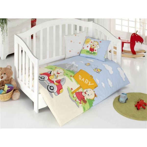 Бебешки спален комплект, Палавници